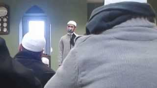 Khuzema Umar Nazam - Qaseeda Ammi Ayesha(RZ) - The Fountain School (Bradford) on 03/11/13