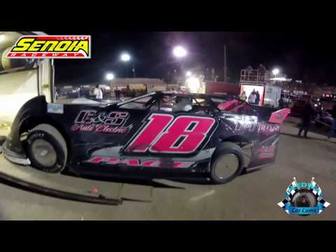 #18 Mark Page - Crate - 11-12-16 - Senoia Raceway - In-Car Camera
