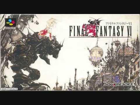 Final Fantasy VI - Terra Black Crystal Remix