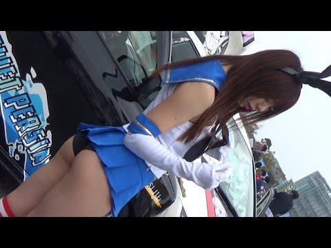 ★コスプレイベント★shimakaze cosplay in Otaku Car Heaven 2019 (Original Ver)