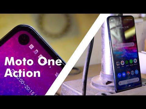 Motorola One Action | Review | Die GoPro immer dabei?