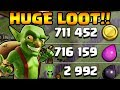 BEST LEAGUE FOR HUGE LOOT! - TH9 LAVALOONION -  BIG LOOT HUNTING - Clash of Clans - Best TH9 Farming