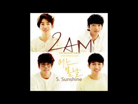 2AM - One Spring Day [2nd Full Album]