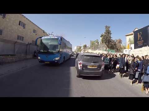 Views from Jerusalem , Israel part 3 - Geula