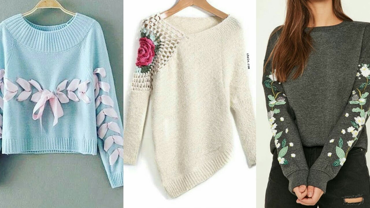 Sweater stylish for girls best photo