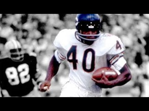 Gale Sayers 6 TD