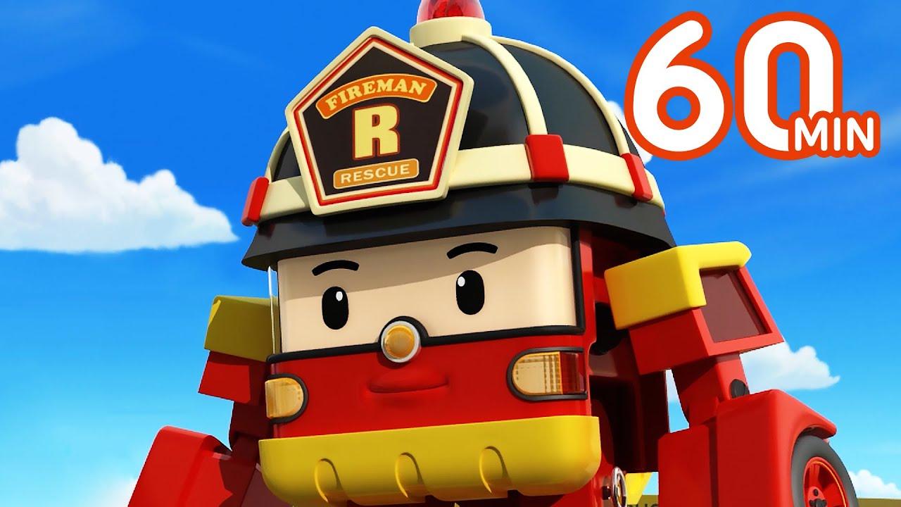 Download Robocar POLI 1 Hour Clip | Ball Play | Cartoon for Kids | Robocar POLI TV