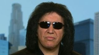 Gene Simmons talks Donald Trump, 2016 election
