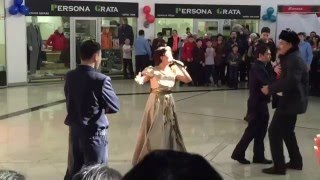 Роза Рымбаева. Астана. Я плакал!!!