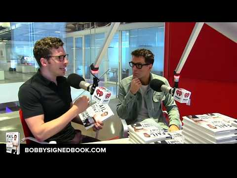 "Bobby Bones Book Signing & Interview | ""Fail Until You Don't"""