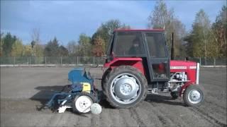 Ćwiczenia polowe - Technik mechanizacji rolnictwa i agrotroniki