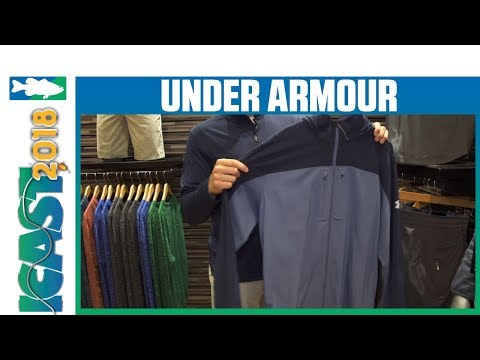 Under Armour Shoreman Hoodie & Shorts | iCast 2018
