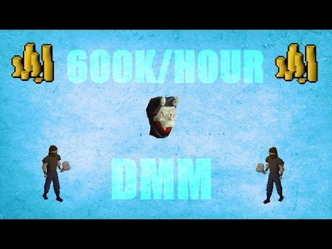 Deadman Mode Up to 600K/Hour Money Making Guide ( + 50 Combat ) DMM