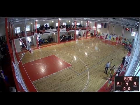 03.02.2019  СШОР №2 (Волгоград) - БК Самара