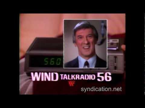 WIND Radio Chicago 1984