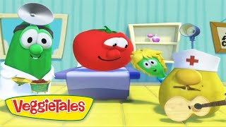 VeggieTales | Sneeze If You Need To | Veggie Tales Silly Songs With Larry | Silly Songs