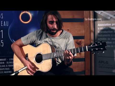 Salon des luthiers Issoudun 2015 - Tino Battiston par Aymeric Simon