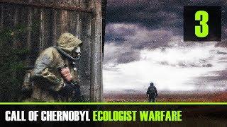 S.T.A.L.K.E.R. Call of Chernobyl 1.4.22 Ecologist Warfare Part 3 [Monolith Control Centre] thumbnail
