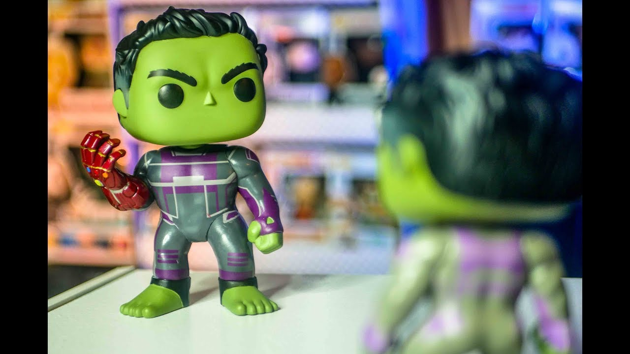Incredible Hulk Marvel Avenger Endgame Funko Pop Hunt Gamestop Walmart Hot  Topics target