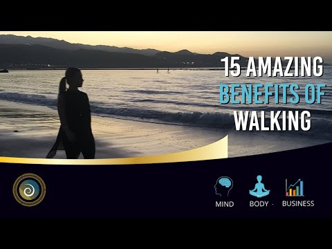 15 Amazing Benefits of Walking