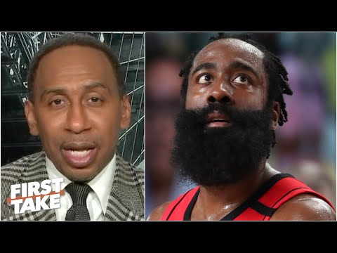 James Harden isn't drawing quality trade offers from NBA teams - Stephen A. | First Take
