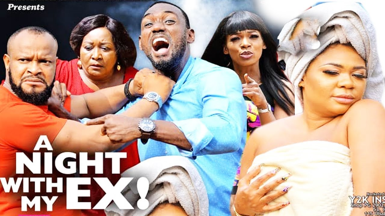 Download A NIGHT WITH MY EX SEASON 1 - 2020 LATEST NIGERIAN NOLLYWOOD MOVIE|NEW MOVIE