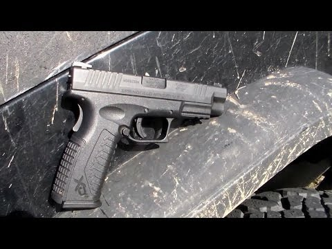 Springfield XDM 9mm ..Would i trust my life with it?