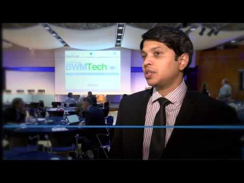Interview with Sahan Abeysekara, Lloyd's Register Marine - BWMTech 2014