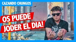 Vamos a cazar al chungo, J Gil: https://www.youtube.com/watch?v=u05...