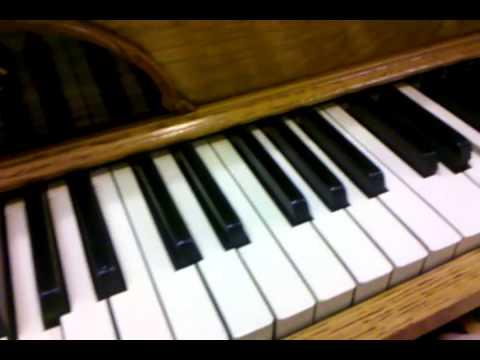 1922 Hinze Player Piano Youtube