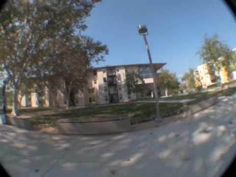 Cal Poly Pomona: Walk through student housing