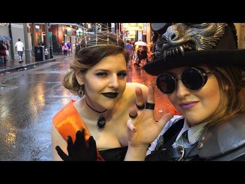 Bourbon Street | Halloween in New Orleans Part 2