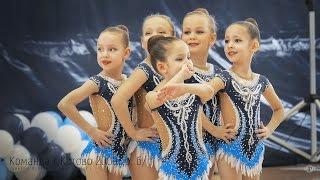 Художественная гимнастика Турнир Масловой Кстово 2009г.р. БП