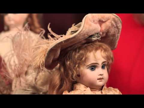 """""""The Memory of All That"""" Part 1 - Antique Dolls & Automata"""