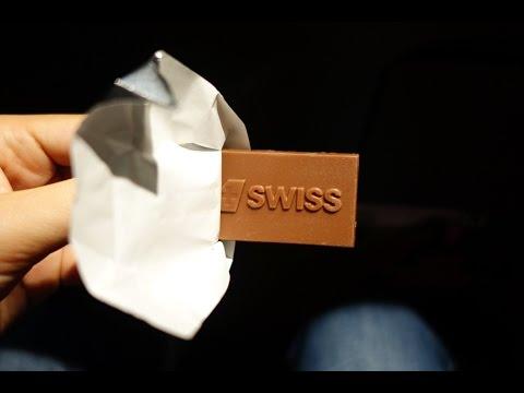 Swiss International Airlines Meals in Economy #FlySwiss