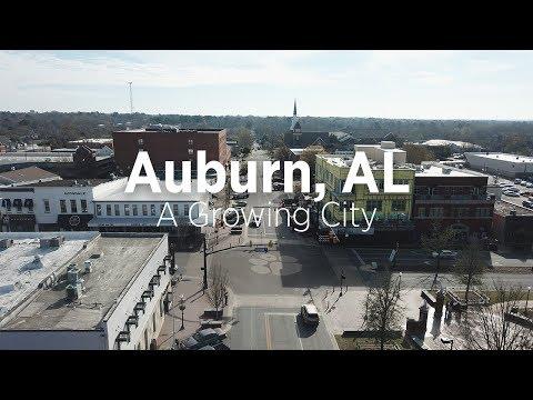 Changes In Downtown Auburn, AL 2019 (Part 1