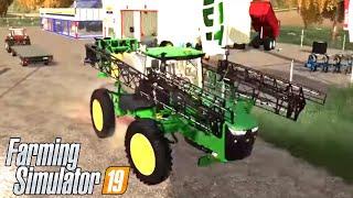 #93 - COMPRIAMO UNA IRRORATRICE JOHN DEERE 4940 - FARMING SIMULATOR 19 ITA RUSTIC ACRES