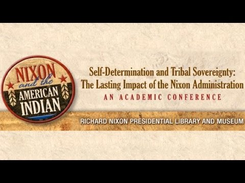 Self-Determination and Tribal Sovereignty: The Lasting Impact of the Nixon Administration