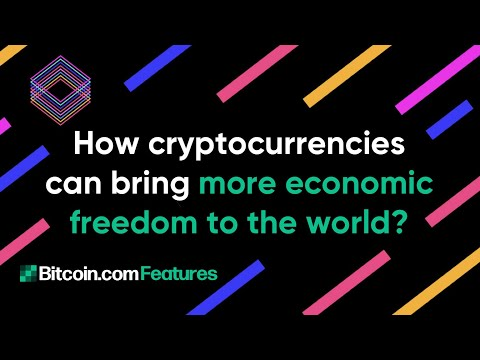 How cryptocurrencies can bring more economic freedom to the world? – Roger Ver, BlockDown 2020