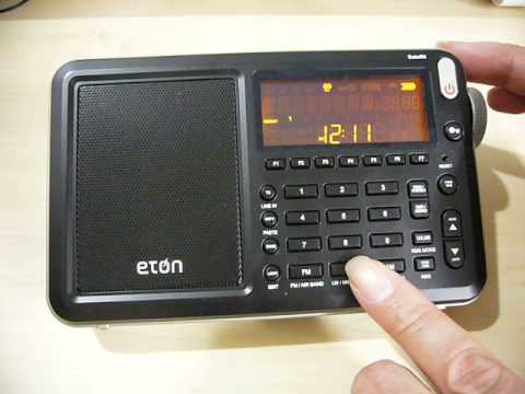 eton grundig edition satellit manual