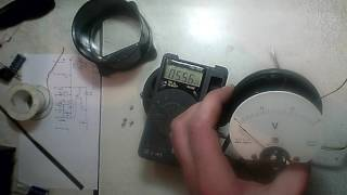 видео Вольтметры постоянного и переменного тока