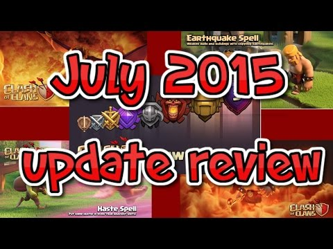 "Clash Of Clans | ""NEW SUMMER UPDATE"" 