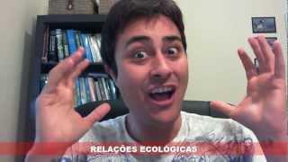 Relações Ecológicas - Harmônicas - Prof. Paulo Jubilut