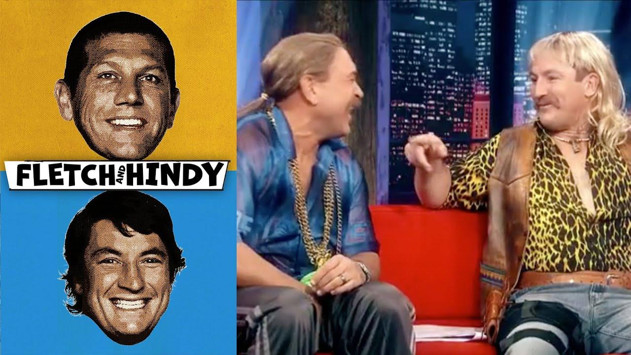 The 2027 Matty Johns Show | Fletch & Hindy