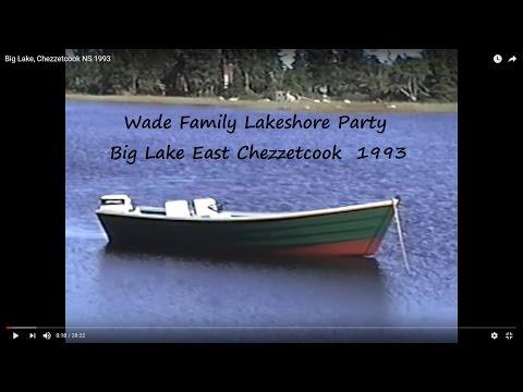 Big Lake, Chezzetcook NS  1993