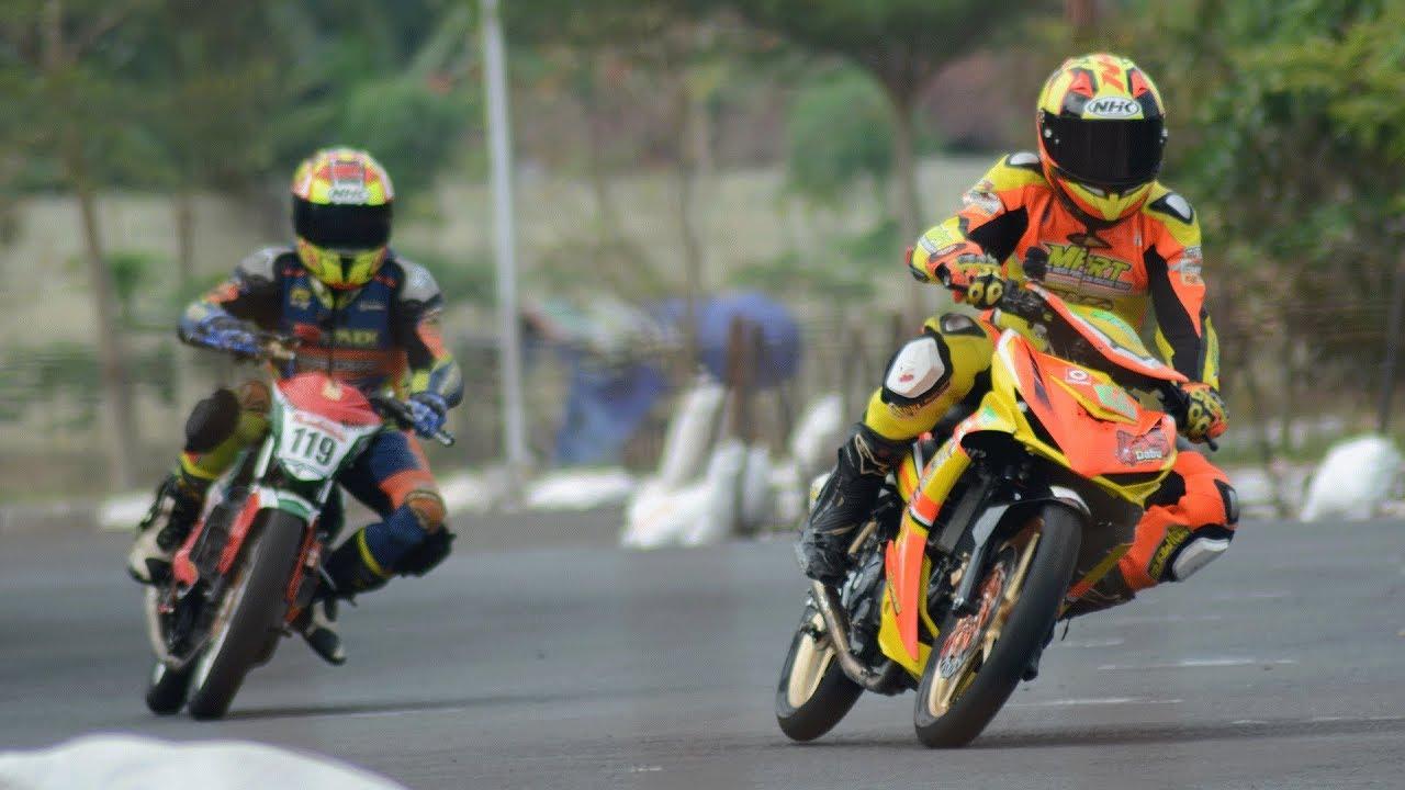 Seru Abis Honda Sonic Vs Yamaha Jupiter Mx King Road Race Jabar 2018 Youtube