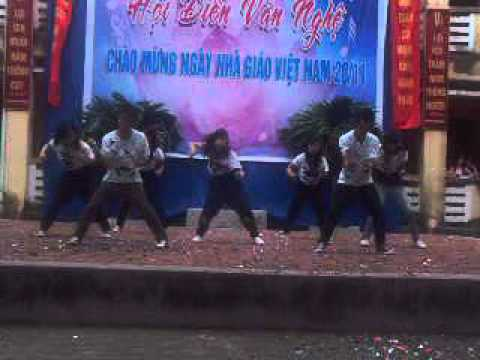 20/11 B8 - Dao Duy Tu high school - CCBB & DB