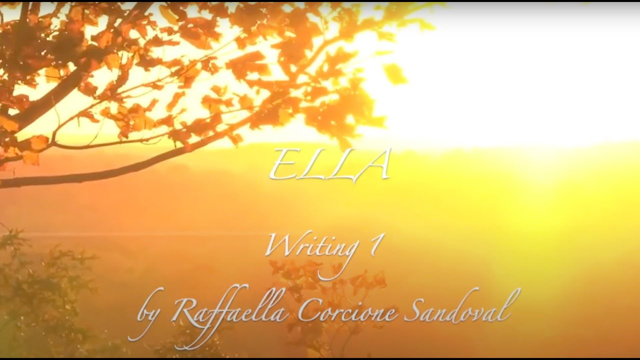 Mary Magdalene Is: Ella and the Tree of Mira, Secret Writing 1