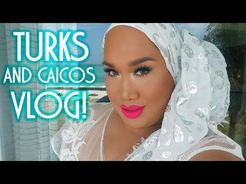 TURKS AND CAICOS TRAVEL VLOG | PatrickStarrr