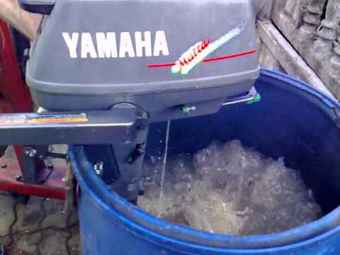 Yamaha Malta 3 5 Hp Outboard Motor 1999r 2 Stroke Dwusuw